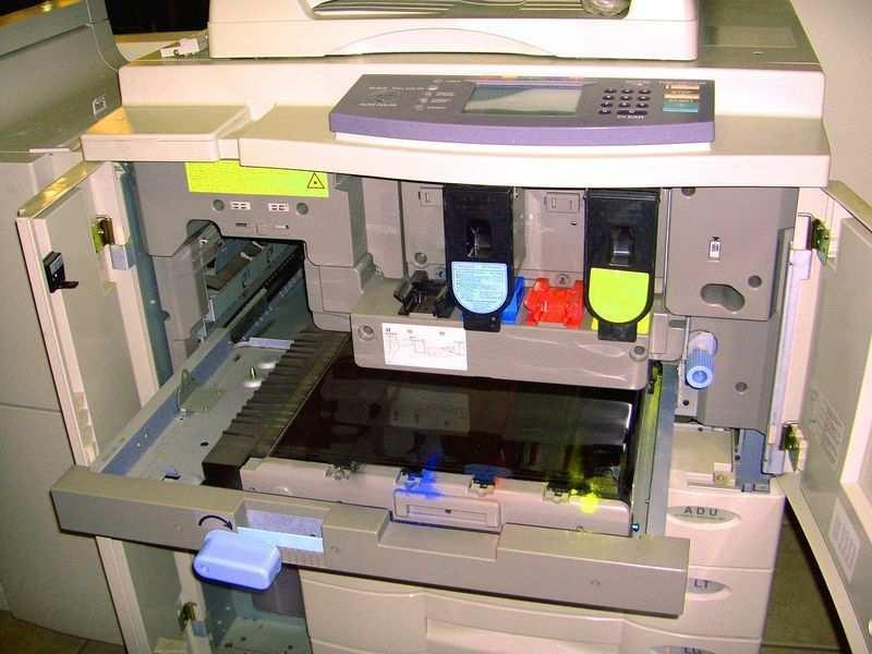 Naprawa kserokopiarki