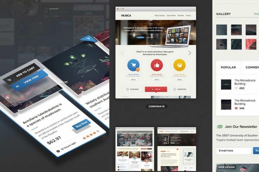 Projektujemy strony www