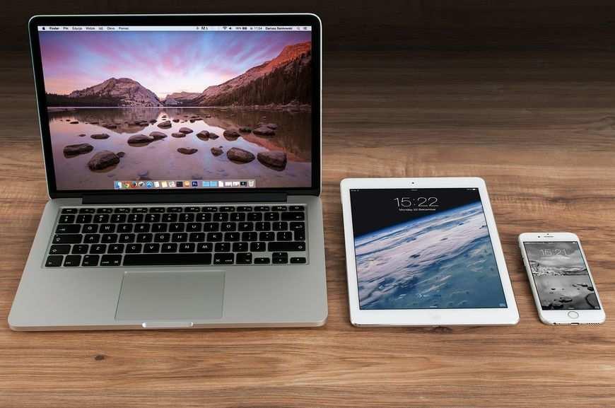 Naprawa sprzętu. Apple