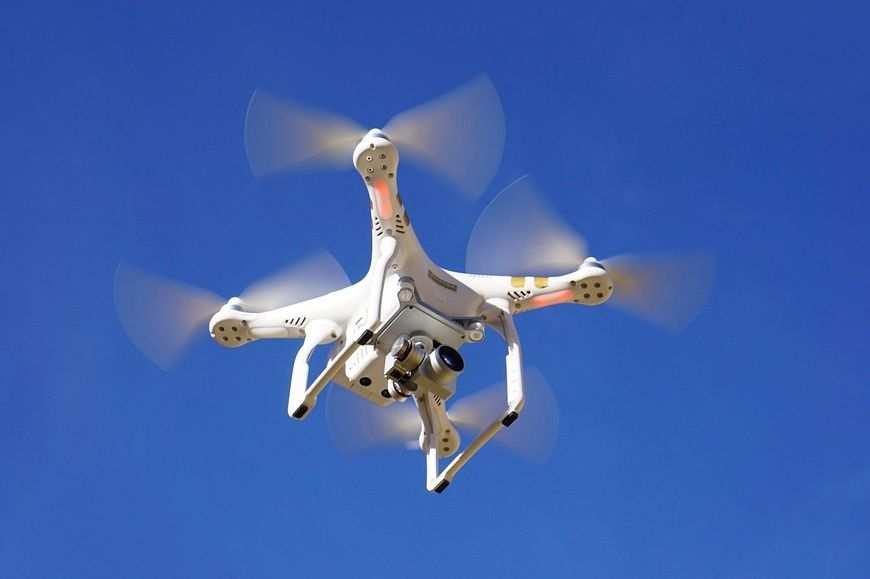 Naprawa dronów