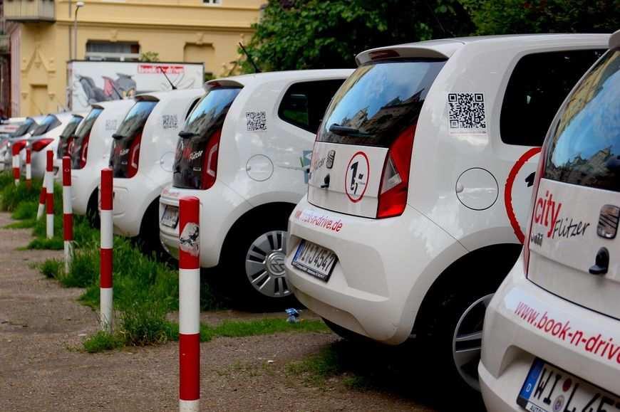 Samochód zastępczy w Szczecinie