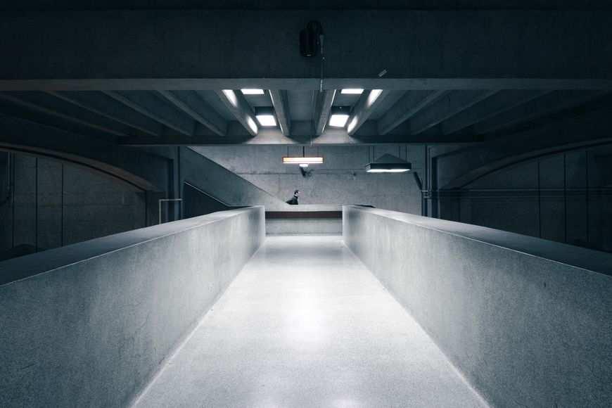 Dekoracje betonem