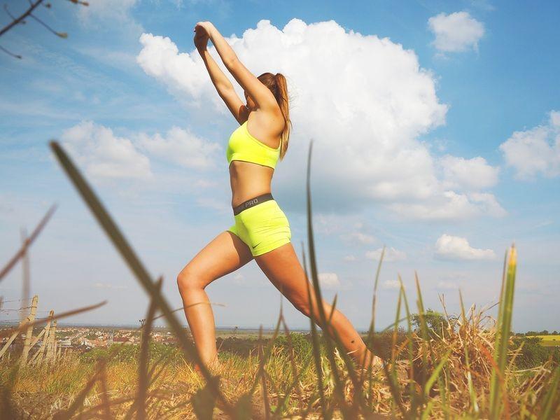 Aktywność fizyczna i wyposażenie