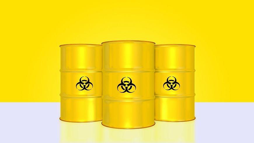 Magazyn chemikaliów
