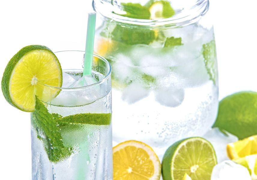 Woda mineralna z magnezem