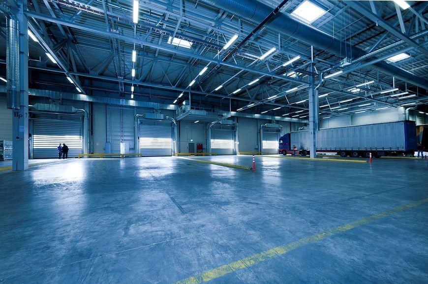 Szybka budowa hal produkcyjnych