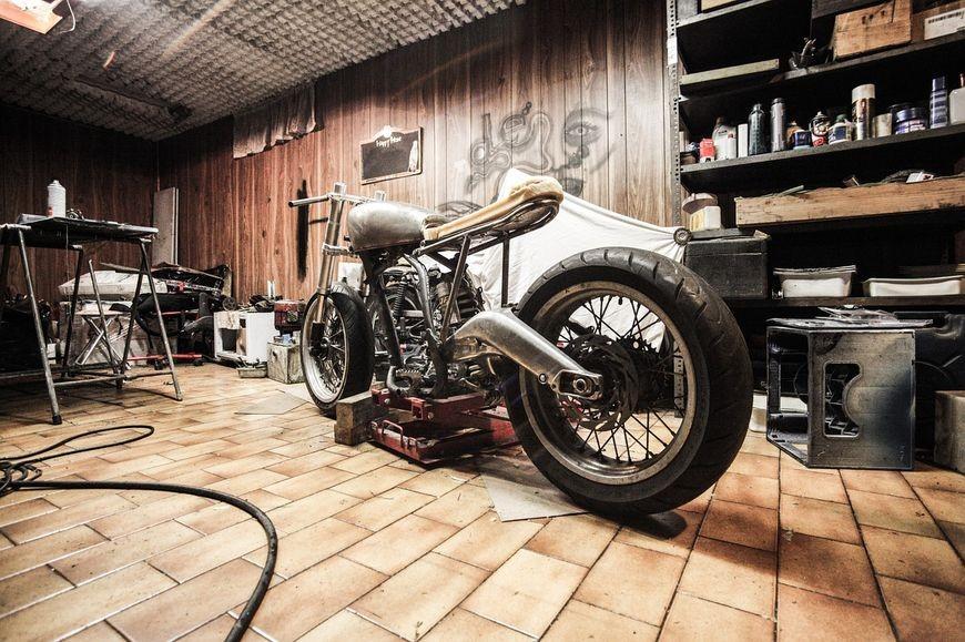Nowoczesne garaże z blachy