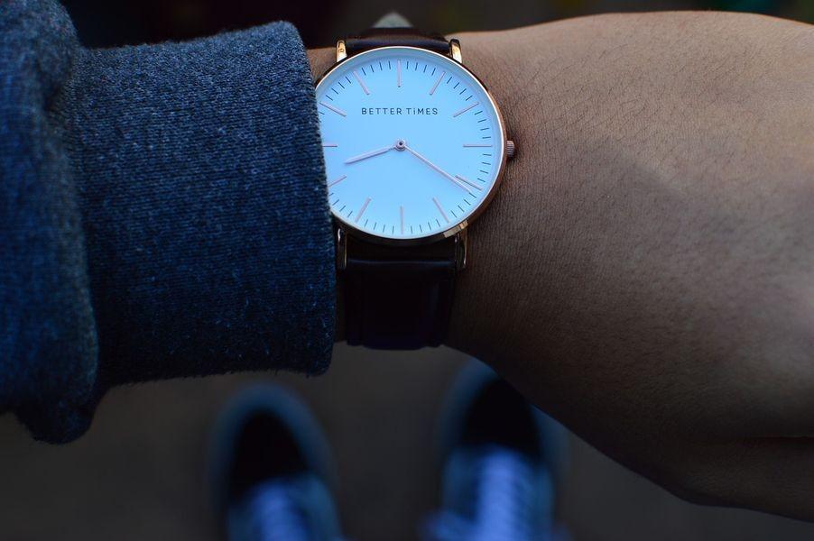 Dobieramy zegarek