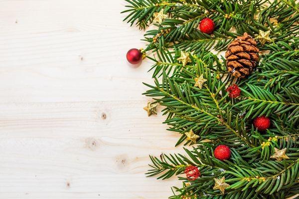Zakup ozdób świątecznych